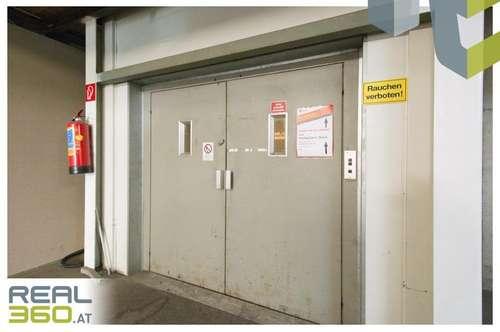 Provisionsfrei für den Mieter - Beheizte Lagerfläche in Linz-Hörsching zu vermieten!