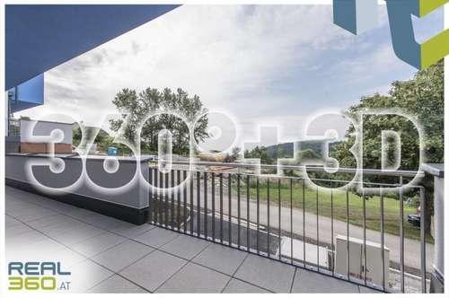 Neubauwohnung mit ALPENBLICK - 4-Zimmer-Wohnung + 50m² Terrasse