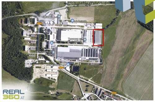 Gewerbeobjekt bestehend aus Halle und Büro in TSCHECHIEN (Jindrichuv Hradec) zu vermieten!