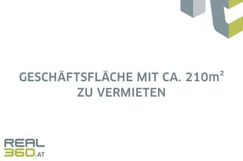 ERSTBEZUG! Moderne Neubau-Geschäftsfläche in Linzer Zentrumslage zu vermieten!
