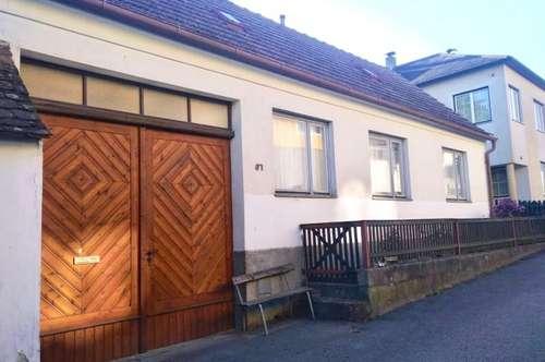 SCHNÄPPCHENHAUS in RUHELAGE, im nördlichen Weinviertel, Nutzfl.ca 180 qm, WNFL 70 qm