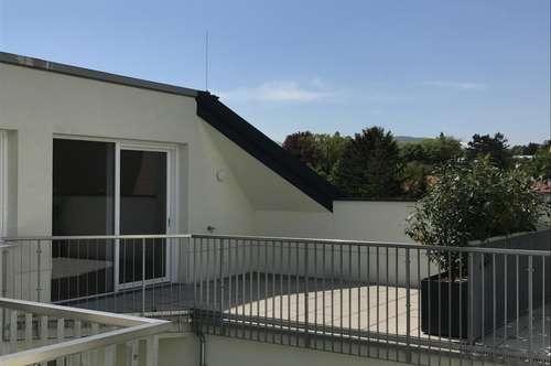 MANNLICHER | Sonnige Dachterrassenwohnung mit Garagenplatz direkt im Zentrum