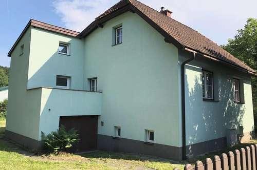 MANNLICHER | PERFEKT FÜR FAMILIEN: Einfamilienhaus mit großem Garten und Garage