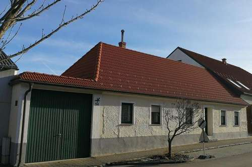RESERVIERT Wultendorf: Landhaus mit zwei Stadeln