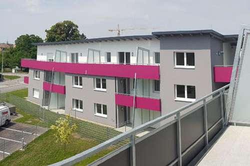 Mistelbach: Top 26, Miete, Exklusive 2 Zimmer Neubauwohnung mit Balkon
