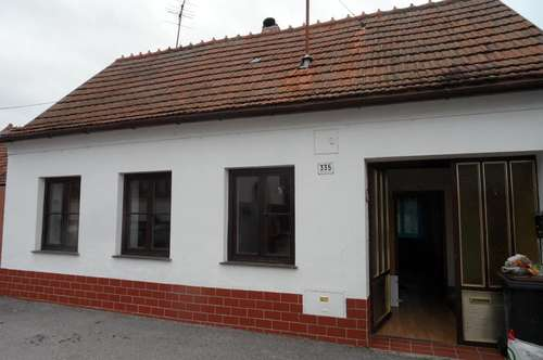 Rabensburg: Kleines Einfamilienhaus