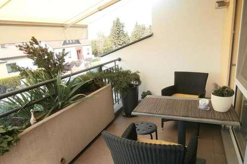 Gänserndorf: Schöne Eigentumswohnung mit Balkon