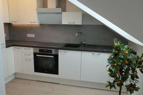 ERSTBERZUG moderne 2 Zimmer-Wohnung mit Terrasse - Ceconi-Villa - Salzburg Stadt