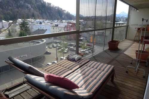 Moderne 3-Zimmerwohnung mit großzügiger Terrasse - Salzburg-Stadt