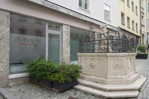 Geschäftslokal in best frequentierter Lage - Mülln-Salzburg-Stadt
