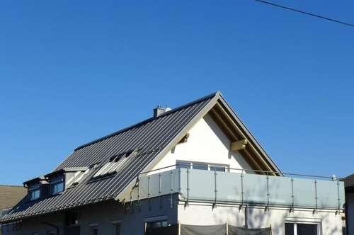 Tolle 4-ZI-Dachgeschoß-Stadtwohnung mit 2 großen Terrassen - Salzburg-Maxglan