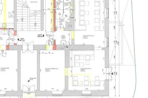 ERSTBEZUG! Büro / Praxis in generalsierter Ceconi Villa - Nähe Kiesel - Stadt Salzburg