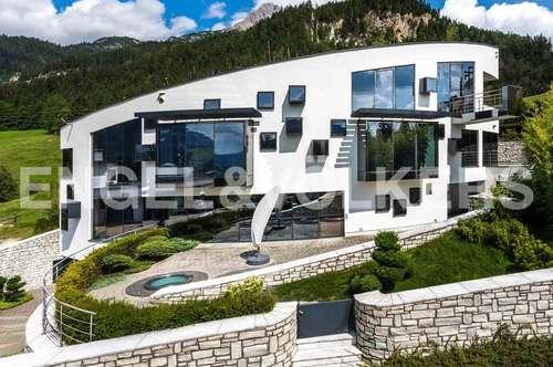 W-029CGB Luxuriöse Designervilla im Steinernen Meer