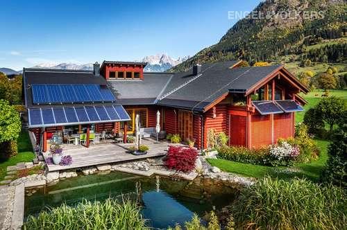W-02GL02 Energieeffizientes Juwel in sonniger Lage von Maishofen