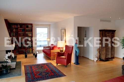 W-02CGJM Exkluisve Duplex-Wohnung in Bestlage von Salzburg