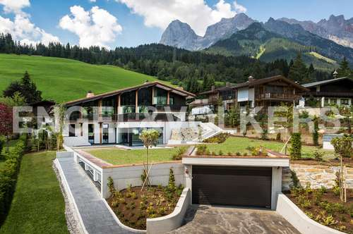 W-026DNE Zweitwohnsitz - Designer-Villa in atemberaubender Lage