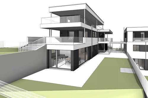 HUNGERBURG Neubauwohnung mit großer Gartenfläche