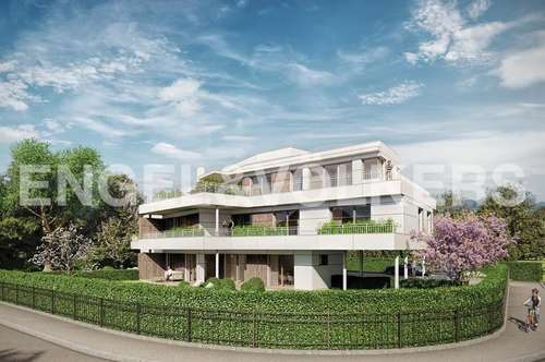 W-02DXTR Luxuriöse Wohnung in Bestlage von Salzburg / Aigen