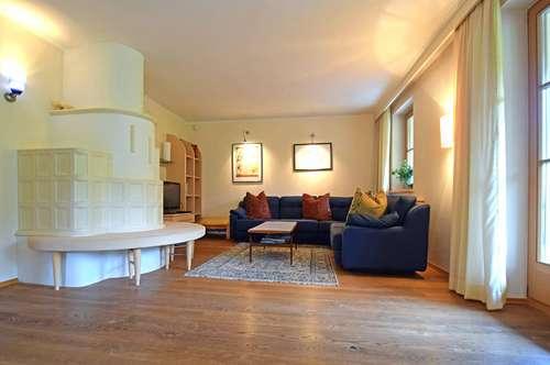 Luxuriöse 6 Zimmer Wohnung im Zweitwohnsitzgebiet