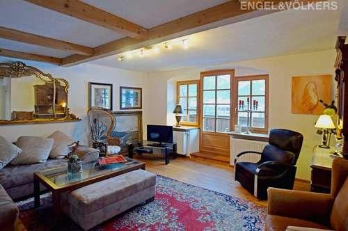 W-028NFY Top sanierte Wohnung mit antikem Flair in St. Martin