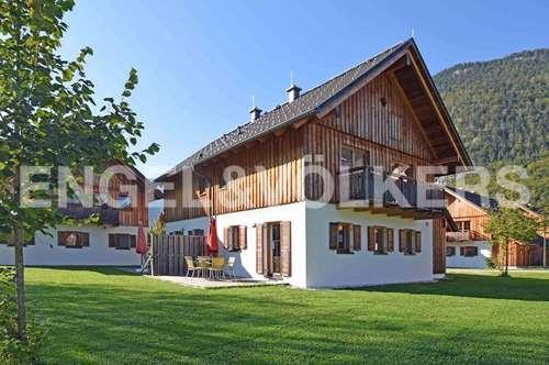 W-02E1SI Doppelhaushälfte im Ferienort am Hallstätter See