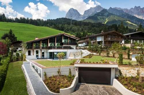 Zweitwohnsitz - Designer-Villa in atemberaubender Lage