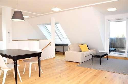 Dachgeschoß Maisonette - 4 Zimmer