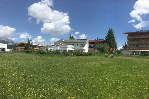 Exclusives Ferienappartement mit Garten in Top Lage in Seefeld