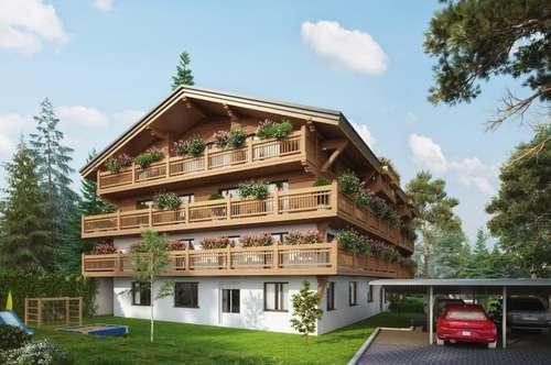 TOP Ferienpenthousewohnung unmittelbar am Skilift 135m²
