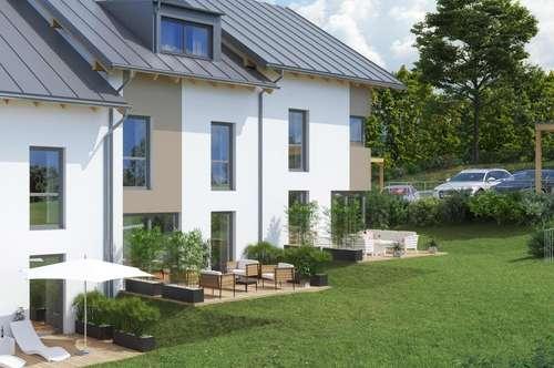 OBERTRUM a SEE: elegantes Eckreihenhaus in sonniger Ruhelage (Extras wie gr. ausbaubarer Dachboden)