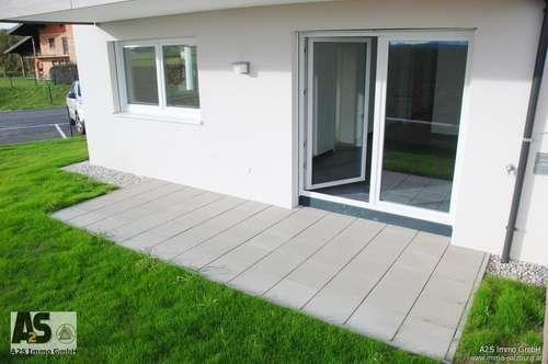 3-Zimmer-Garten-Whg.79 m², Carport in Gilgenberg bei Eggelsberg, NEU, herrl. Lage, sonnig, Prov.frei