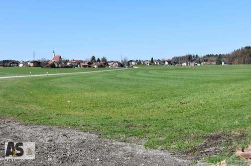 5.000m² Betriebsgebiet (dzt. in Umwidmung befindlich) nahe Lamprechtshausen, in Franking
