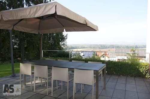 Architektenvilla nahe Linz/Traun, unweit Donau, >230m² WFl. auf >1.100m² Grund, D-Garage,Luxus pur