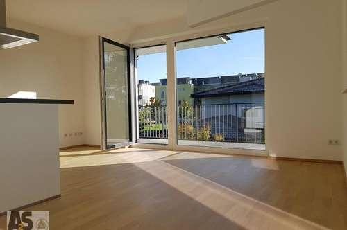 SONNENDURCHFLUTETE 3 Zi-Wohnung mit XXL Balkon in Obertrum (neuw. und PROVISIONSFREI)