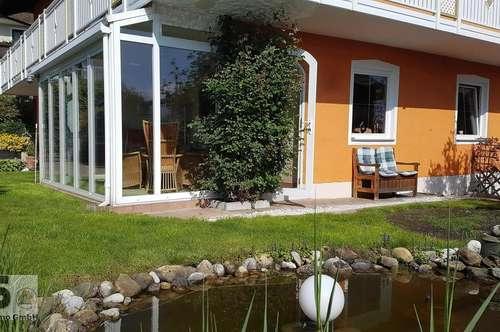 Nördl. von Elixhausen - 120m² HAUSETAGE (EG) in sonn. Ruhelage (Garten, Garage u. gr. Hobbykeller)