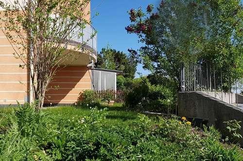 TOPLAGE mit Seeblick - sonnige 3-Zimmer Gartenwohnung in OBERTRUM am SEE - barrierefreier Zugang
