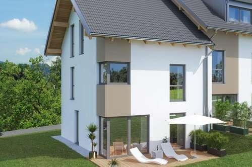 Elegantes Bauvorhaben/Haus im Grünen in sonniger Ortsrandlage von Obertrum am See (Bischelsroid)