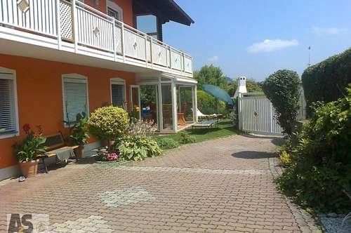 HAUSHÄLFTE (EG) in sonn. Seenähe von OBERTRUM (ca. 150 qm Nfl. mit Garten, Garage und gr. Keller)