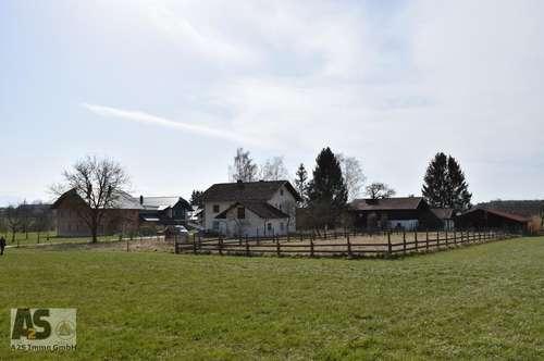 1.500m² Grundstück mit Altbestand, Traumlage v. Lamprechtshausen,am Grünland,extrem sonnig u. ruhig.