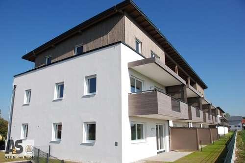 Prov.frei. ERSTBEZUG! 3-Zimmer-Garten-Whg.79m², Carport, barrierefrei, Gilgenberg nahe Braunau