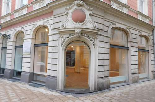 Großes Geschäft an bestem Grazer City-Standort