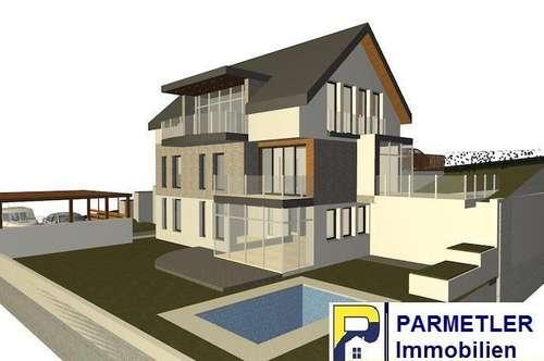 Neubauwohnung mit Balkon und Grünanteil
