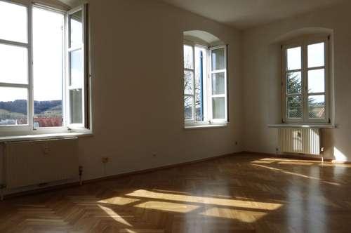 Sinabelkirchen - Sonnige Singlewohnung mit großem Zimmer! Herd und Kühlschrank werden erneuert!