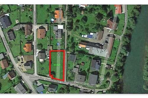 'Preishit nur € 40.--' Schöner ruhiger BAUGRUND Eckparzelle 857 m² in 8740 Zeltweg Pfaffendorf Murwaldsiedlung