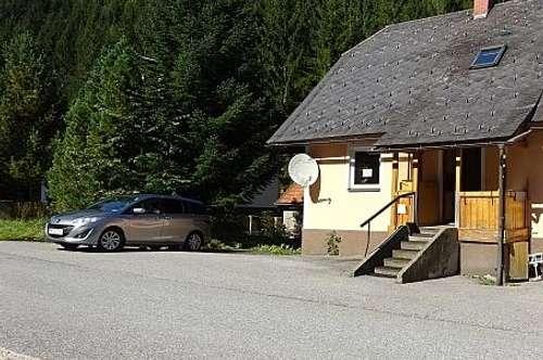 Wochenendhaus auch als Vollwohnhaus geeignet !
