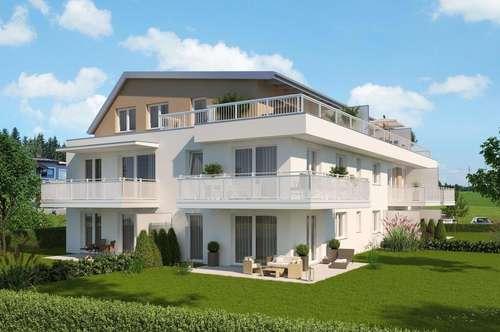 NEU - Mehr als ein Traum, sonnige 2 Zimmer Penthouse + großer Terrasse im Wohn(t)raum mit Weitblick in Seekirchen