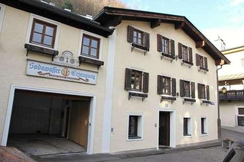 Altstadthaus in Hallein zu vermieten
