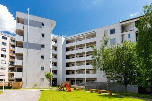 2 Zimmer Neubauwohnung mit Süd-Balkon - PROVISONSFREI - ab 01.04.2019