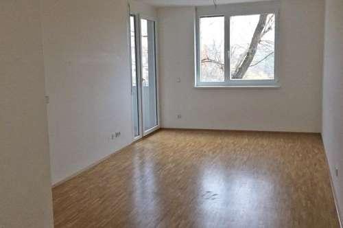 2-Zimmer Neubauwohnung mit Ost-Balkon - PROVISONSFREI - ab 01.04.2019
