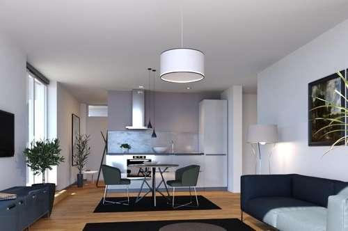 Mieten mit Stil | Provisionsfreier Penthouse-Erstbezug mit 4-Zimmer